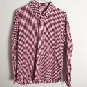 Brooks Brothers 100% Organic Cotton Button Down